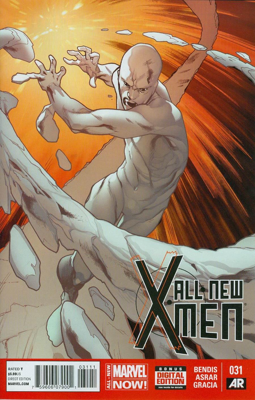 All-New X-Men #31 Cover A Regular Stuart Immonen Cover