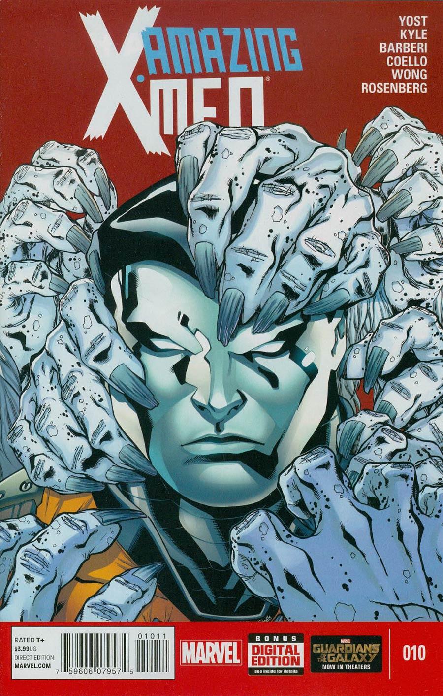 Amazing X-Men Vol 2 #10