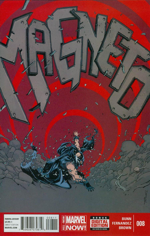 Magneto Vol 3 #8