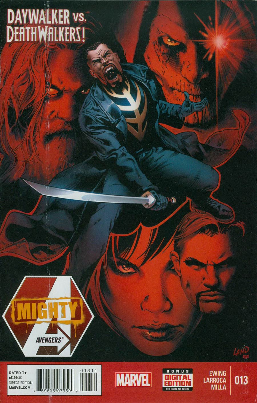 Mighty Avengers Vol 2 #13