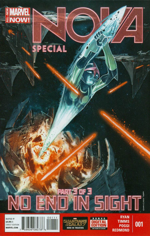 Nova Special #1 Cover A Regular Gary Choo Cover