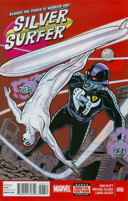 Silver Surfer Vol 6 #6