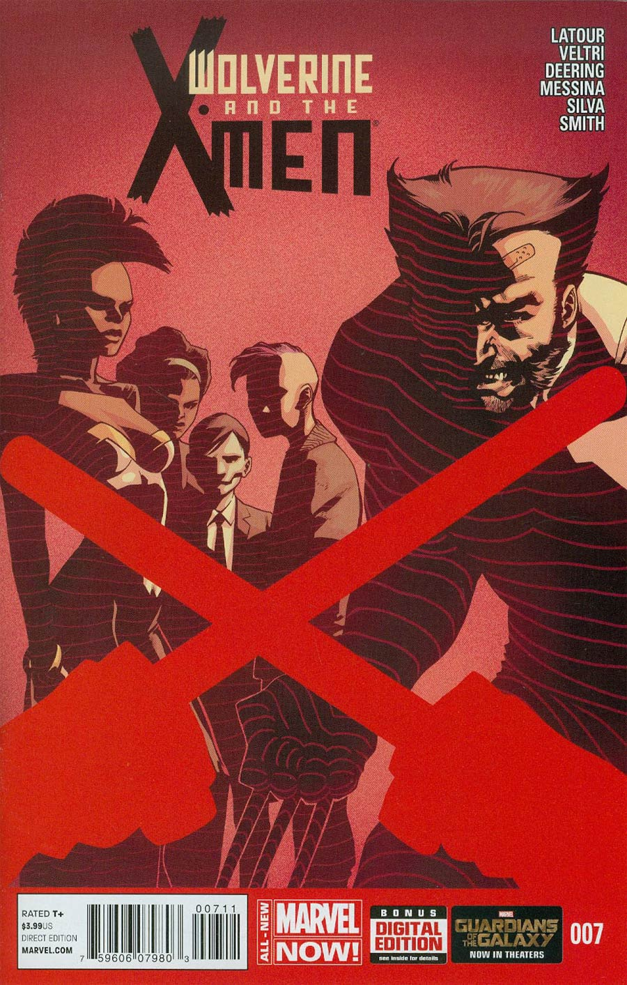 Wolverine And The X-Men Vol 2 #7