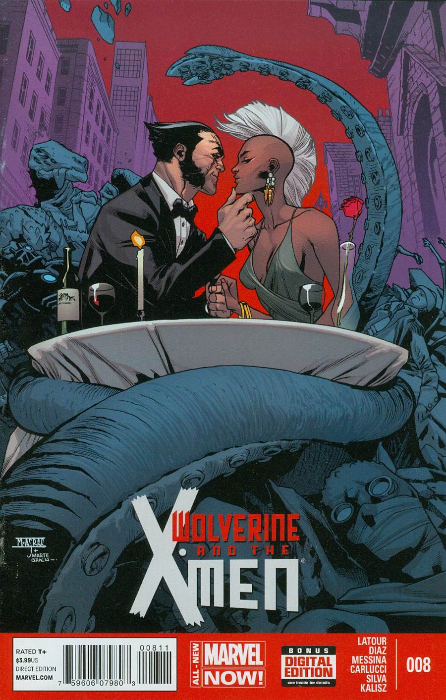Wolverine And The X-Men Vol 2 #8