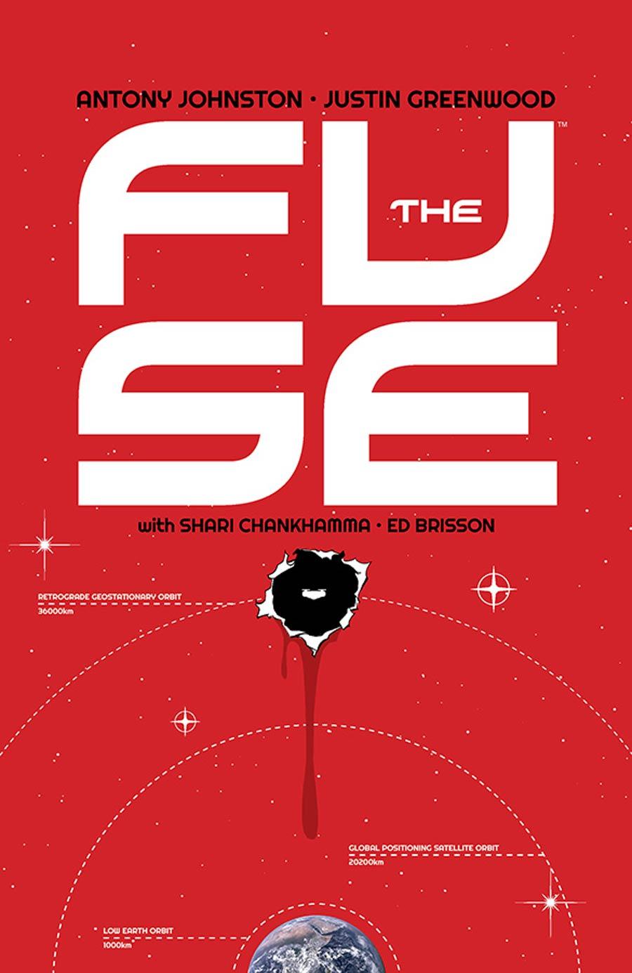 Fuse Vol 1 Russia Shift TP