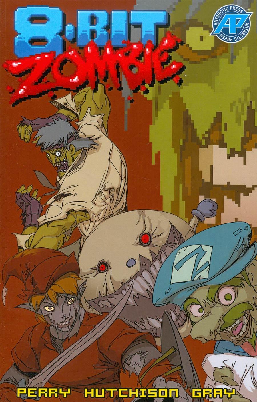 8-Bit Zombie Full Byte TP
