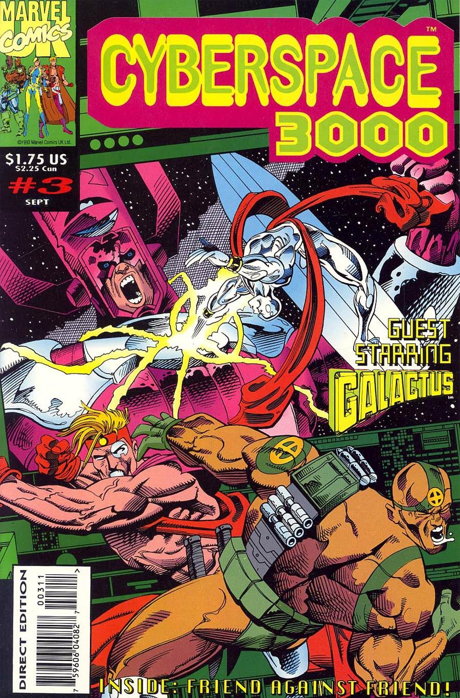 Cyberspace 3000 #3