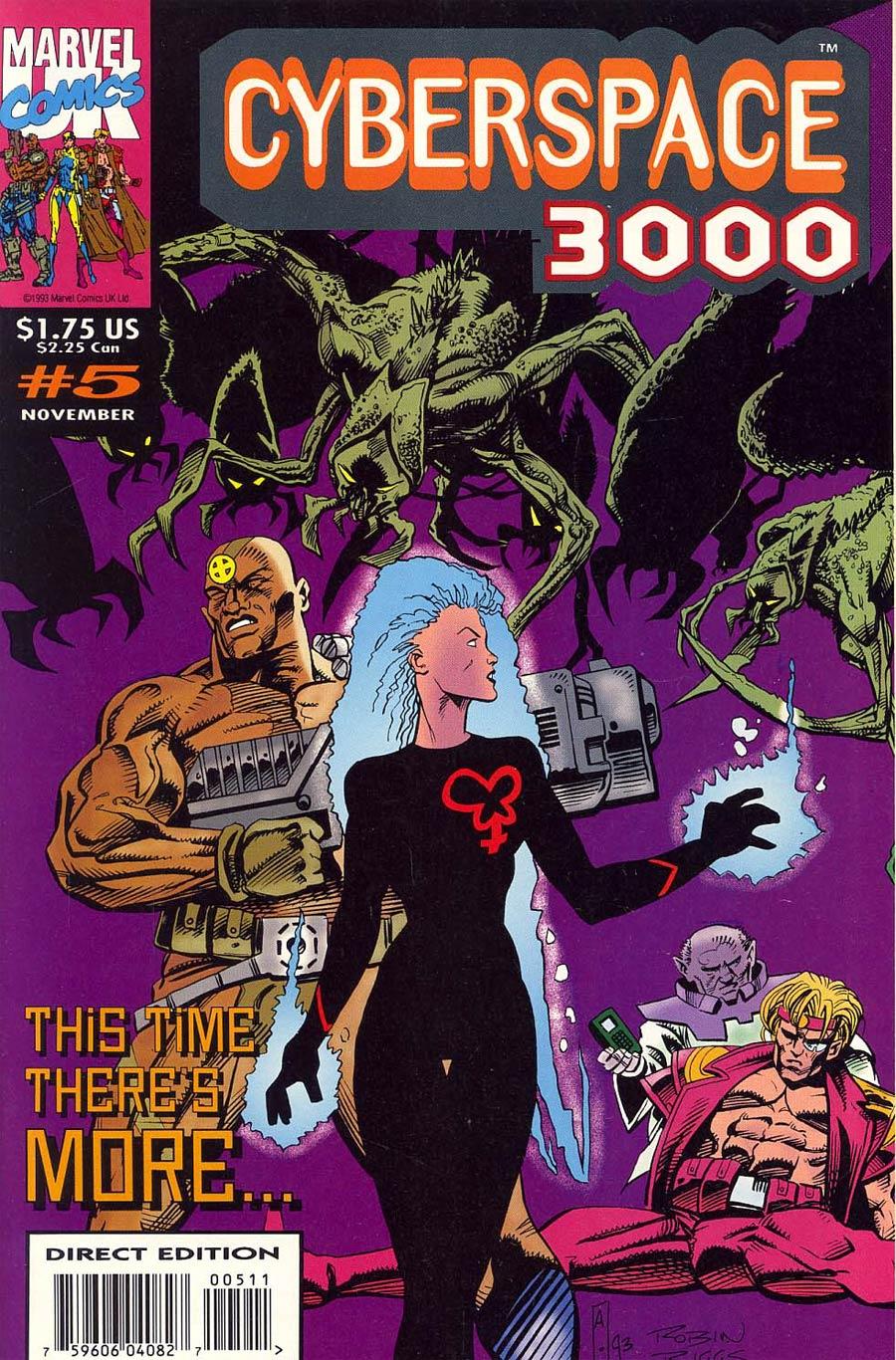Cyberspace 3000 #5