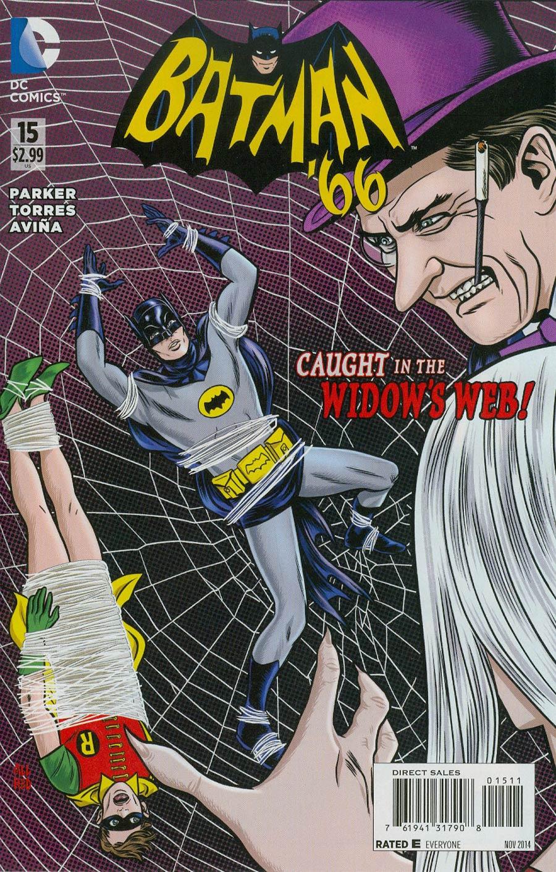 Batman 66 #15