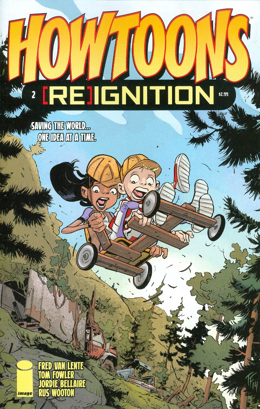 Howtoons (Re)Ignition #2