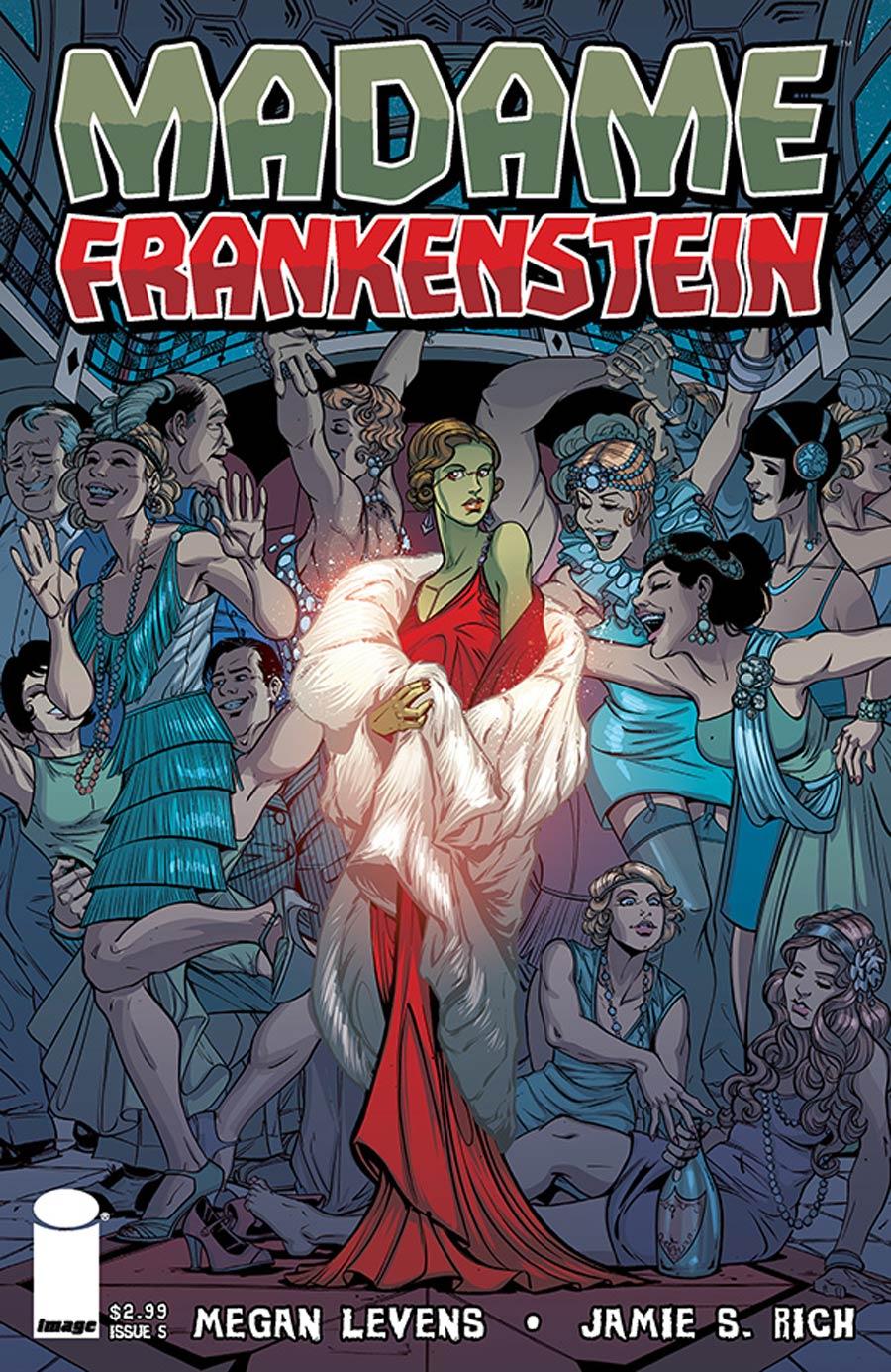 Madame Frankenstein #5
