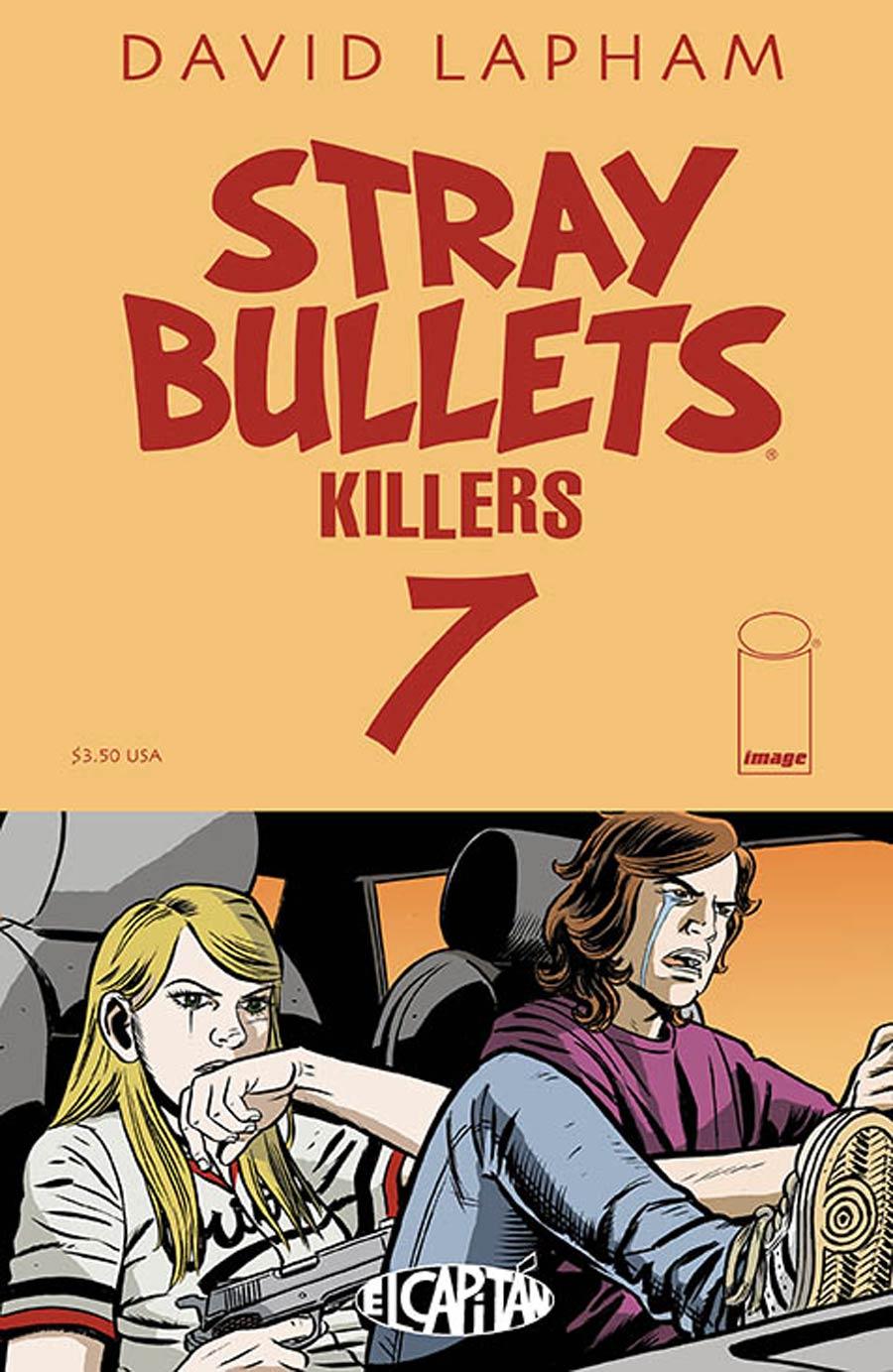 Stray Bullets Killers #7