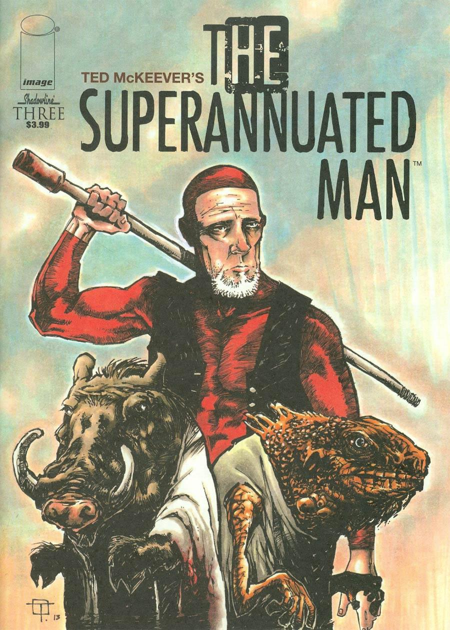 Superannuated Man #3