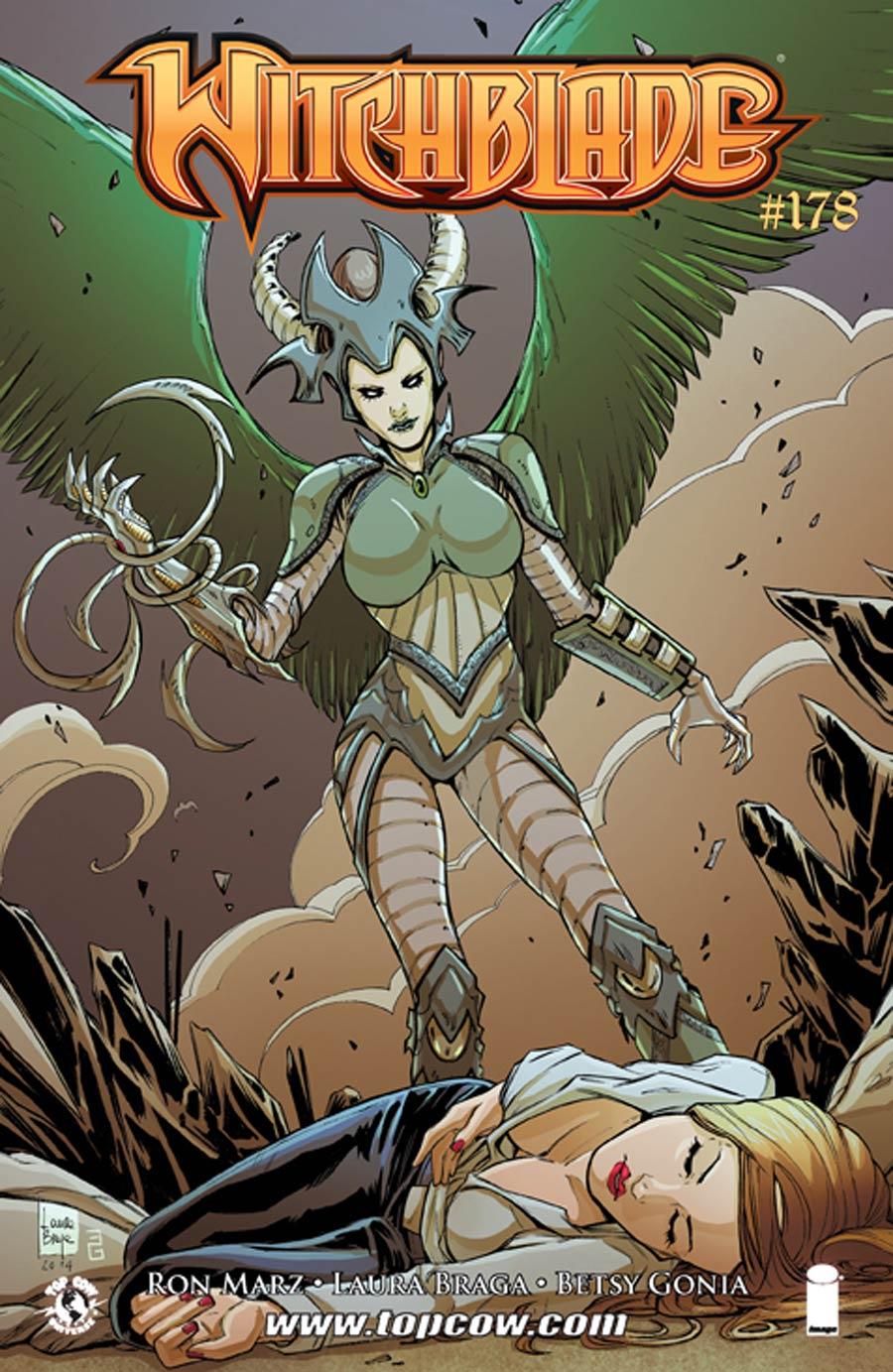 Witchblade #178 Cover A Regular Laura Braga Cover