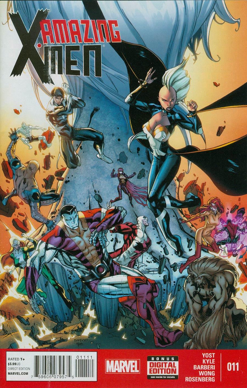 Amazing X-Men Vol 2 #11