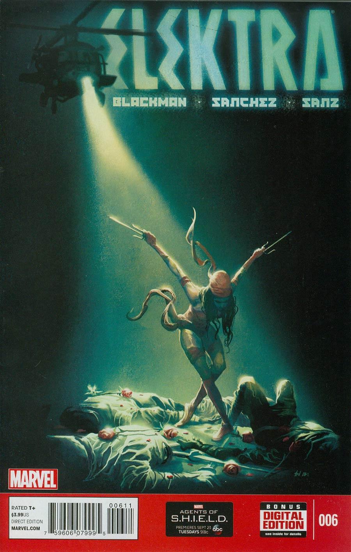 Elektra Vol 3 #6