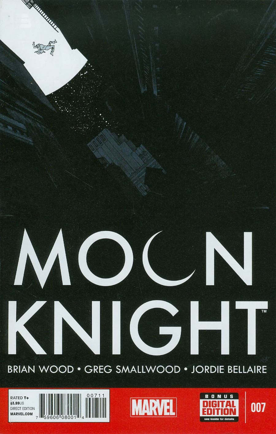 Moon Knight Vol 7 #7 Cover A Regular Declan Shalvey Cover