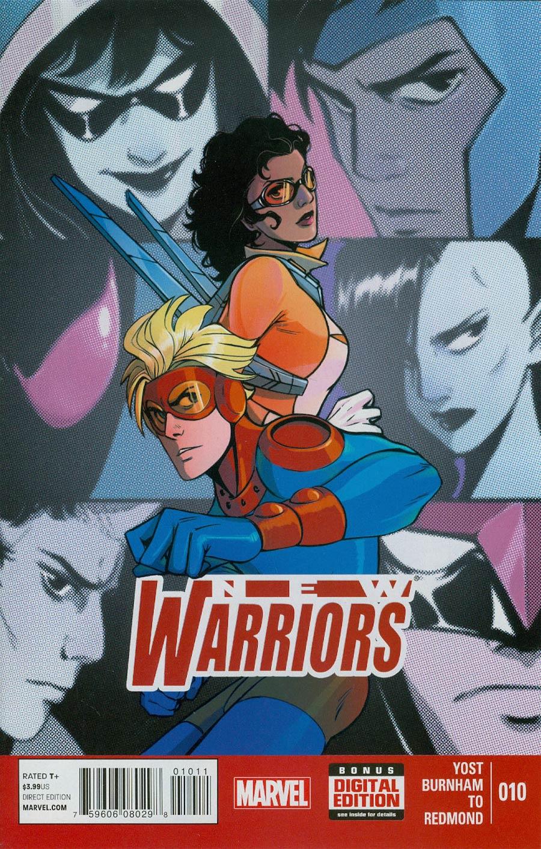 New Warriors Vol 5 #10