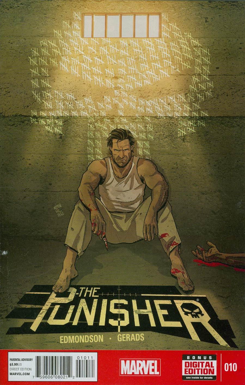 Punisher Vol 9 #10