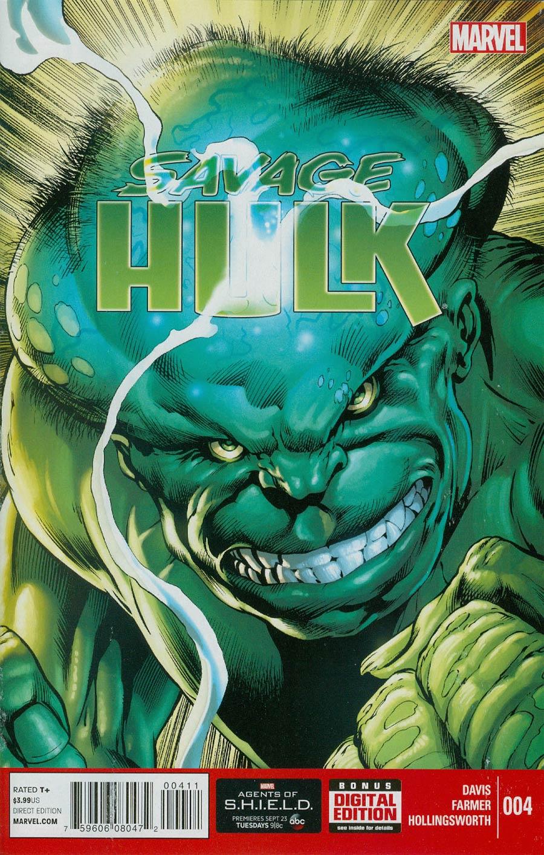 Savage Hulk #4 Cover A Regular Alan Davis Cover
