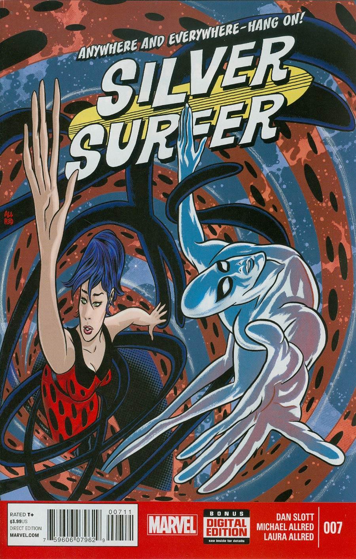 Silver Surfer Vol 6 #7
