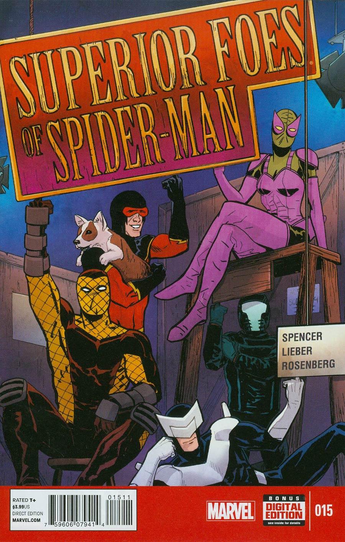 Superior Foes Of Spider-Man #15