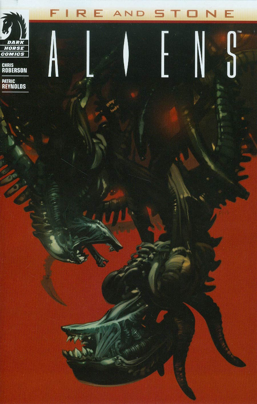 Aliens Fire And Stone #1 Cover B Variant Fiona Staples Cover