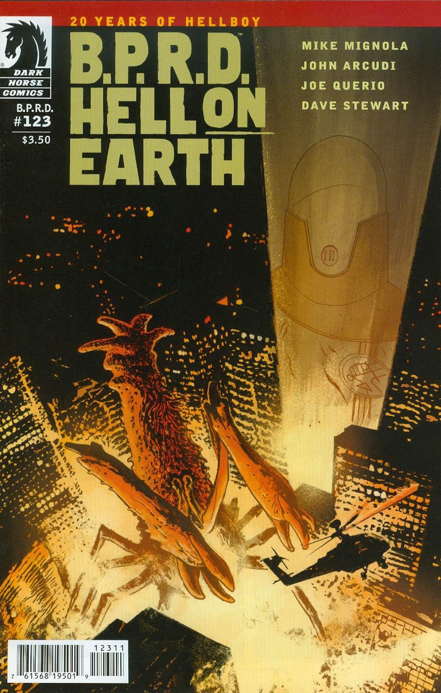 BPRD Hell On Earth #123