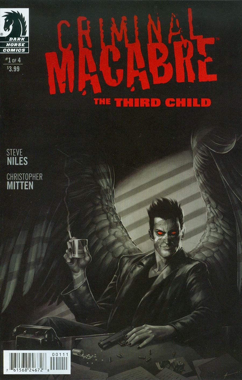 Criminal Macabre Third Child #1