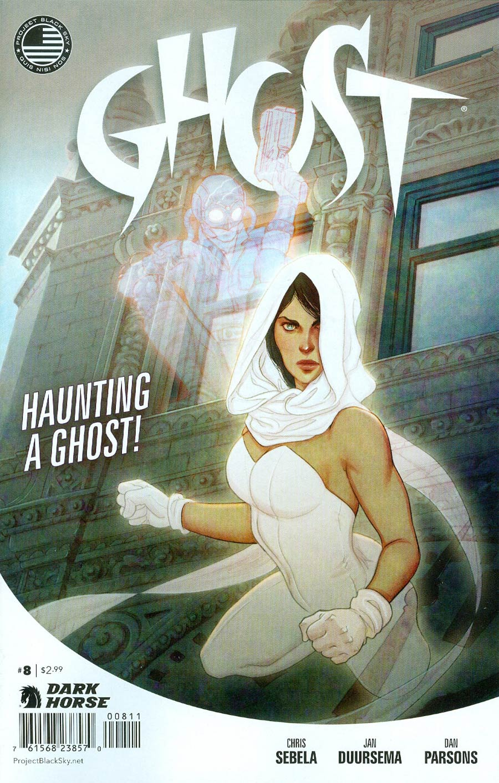 Ghost Vol 4 #8