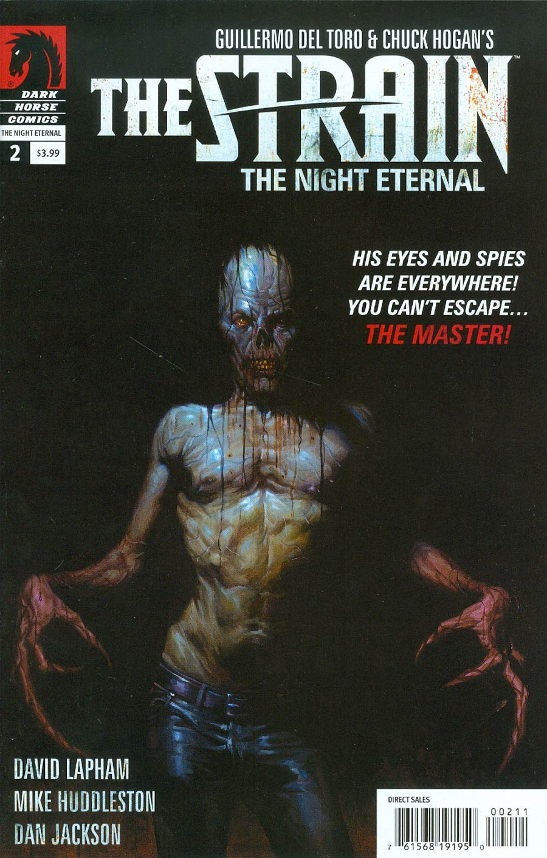 Strain The Night Eternal #2