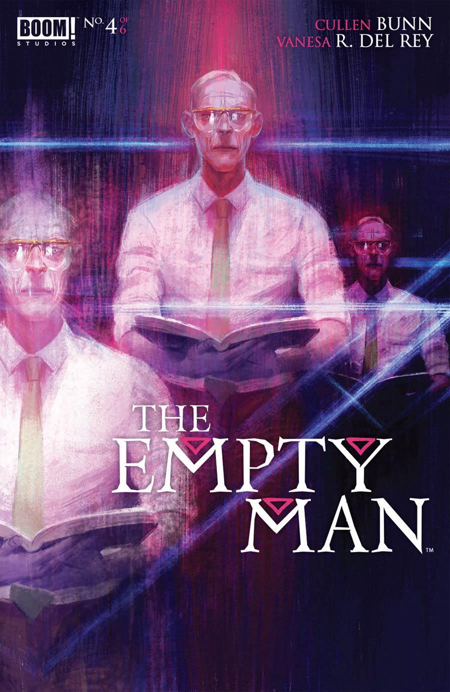 Empty Man #4