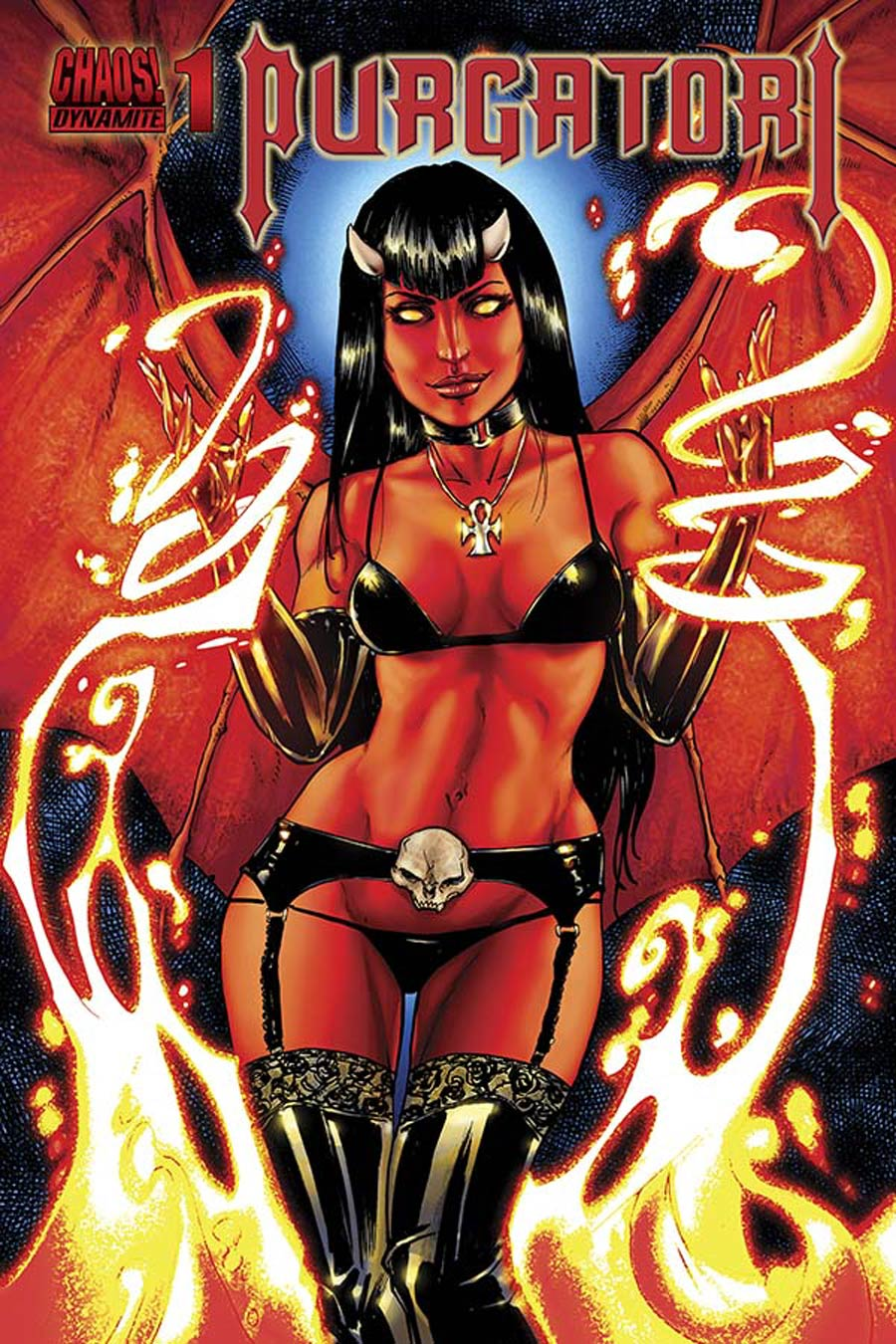 Purgatori Vol 3 #1 Cover F Variant Tim Seeley Subscription Cover