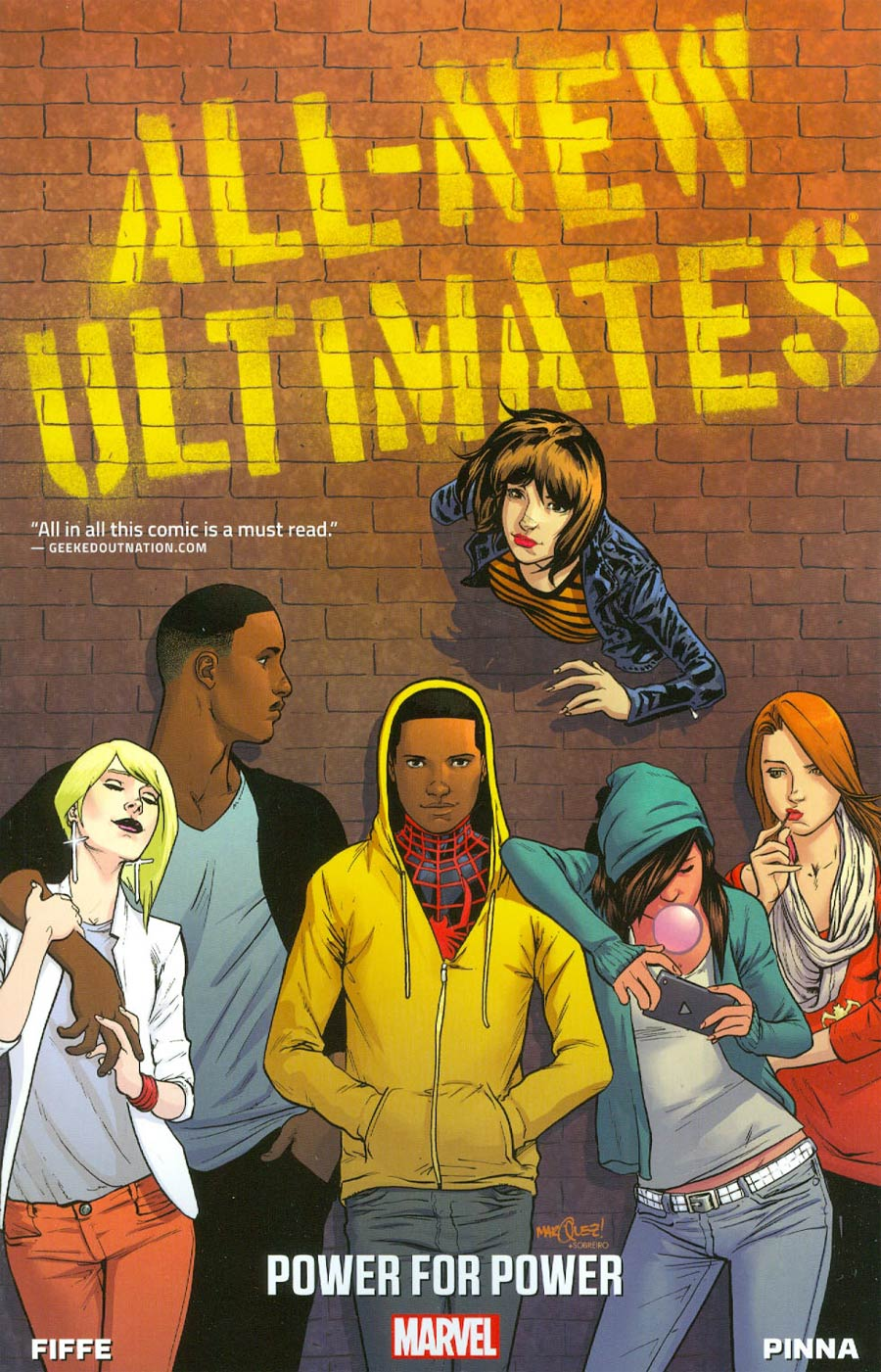 All-New Ultimates Vol 1 Power For Power TP