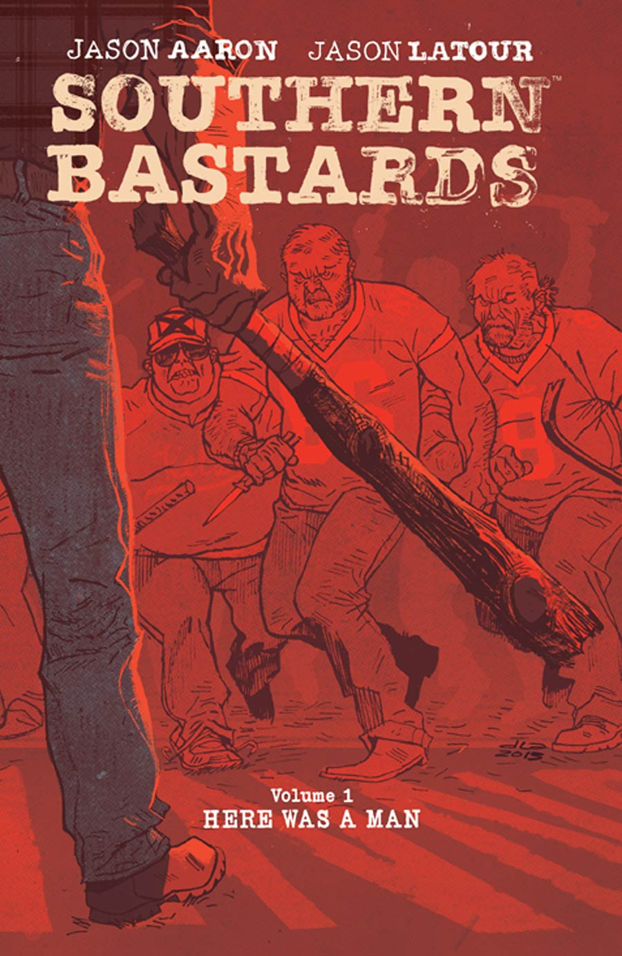 Southern Bastards Vol 1 Here Was A Man TP