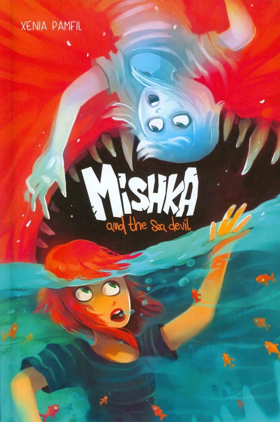 Mishka And The Sea Devil HC