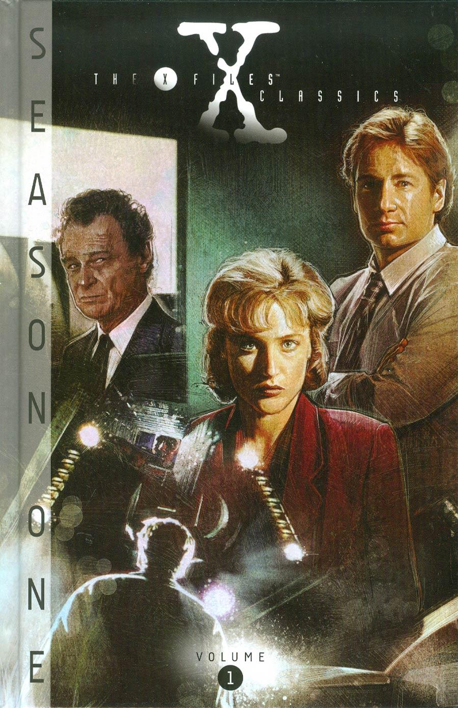 X-Files Classics Season One Vol 1 HC