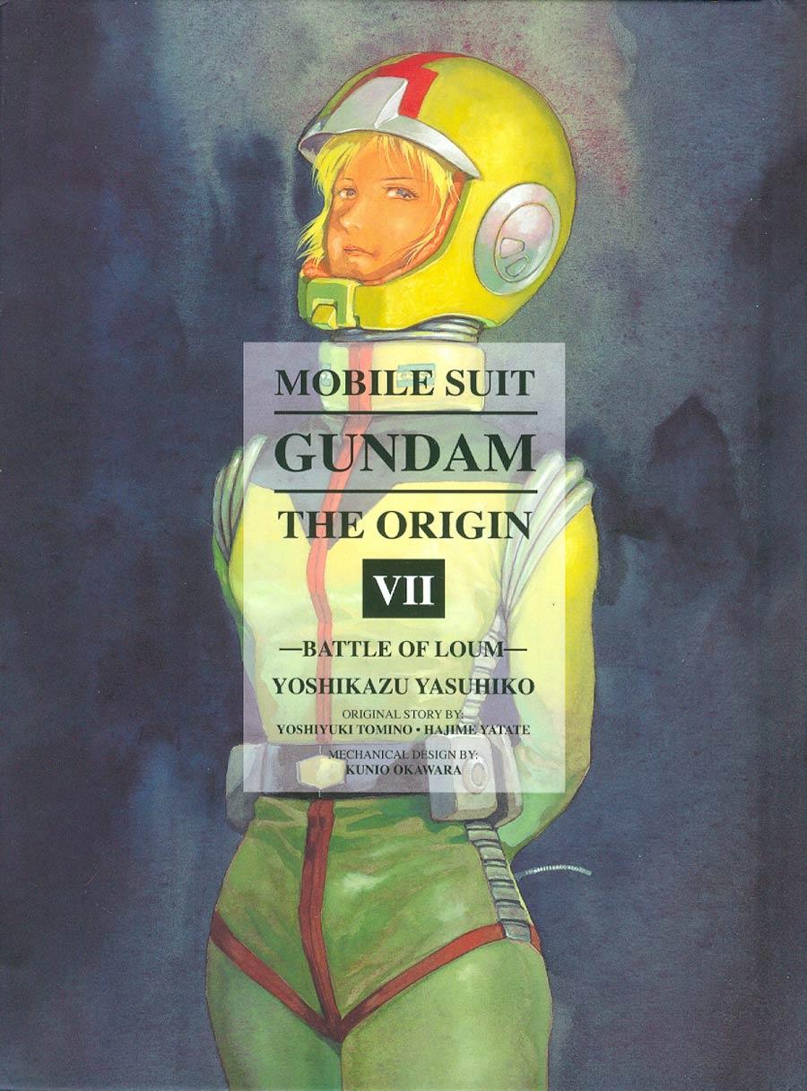 Mobile Suit Gundam The Origin Vol 7 Battle Of Loum HC