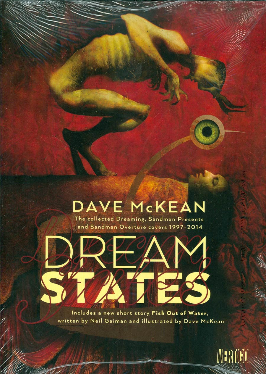 Dream State The Collected Dreaming Covers HC