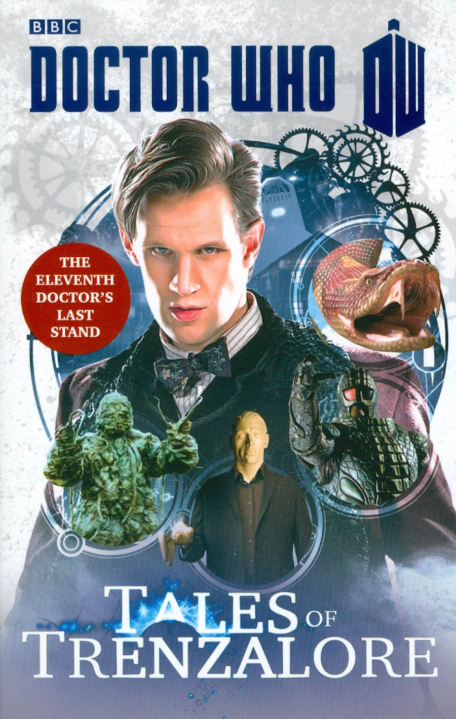 Doctor Who Tales Of Trenzalore The Eleventh Doctors Last Stand SC