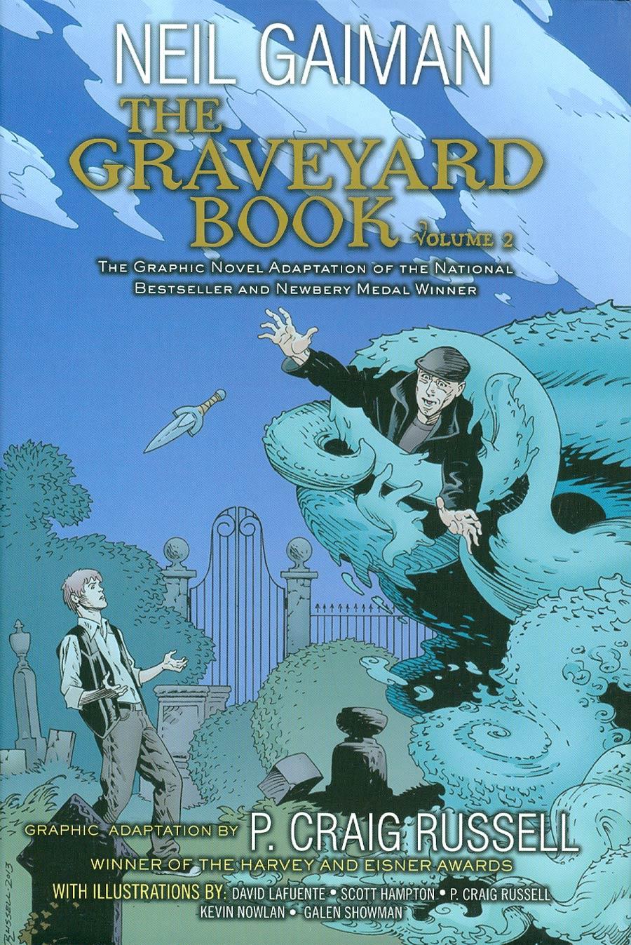 Neil Gaimans Graveyard Book The Graphic Novel Vol 2 HC