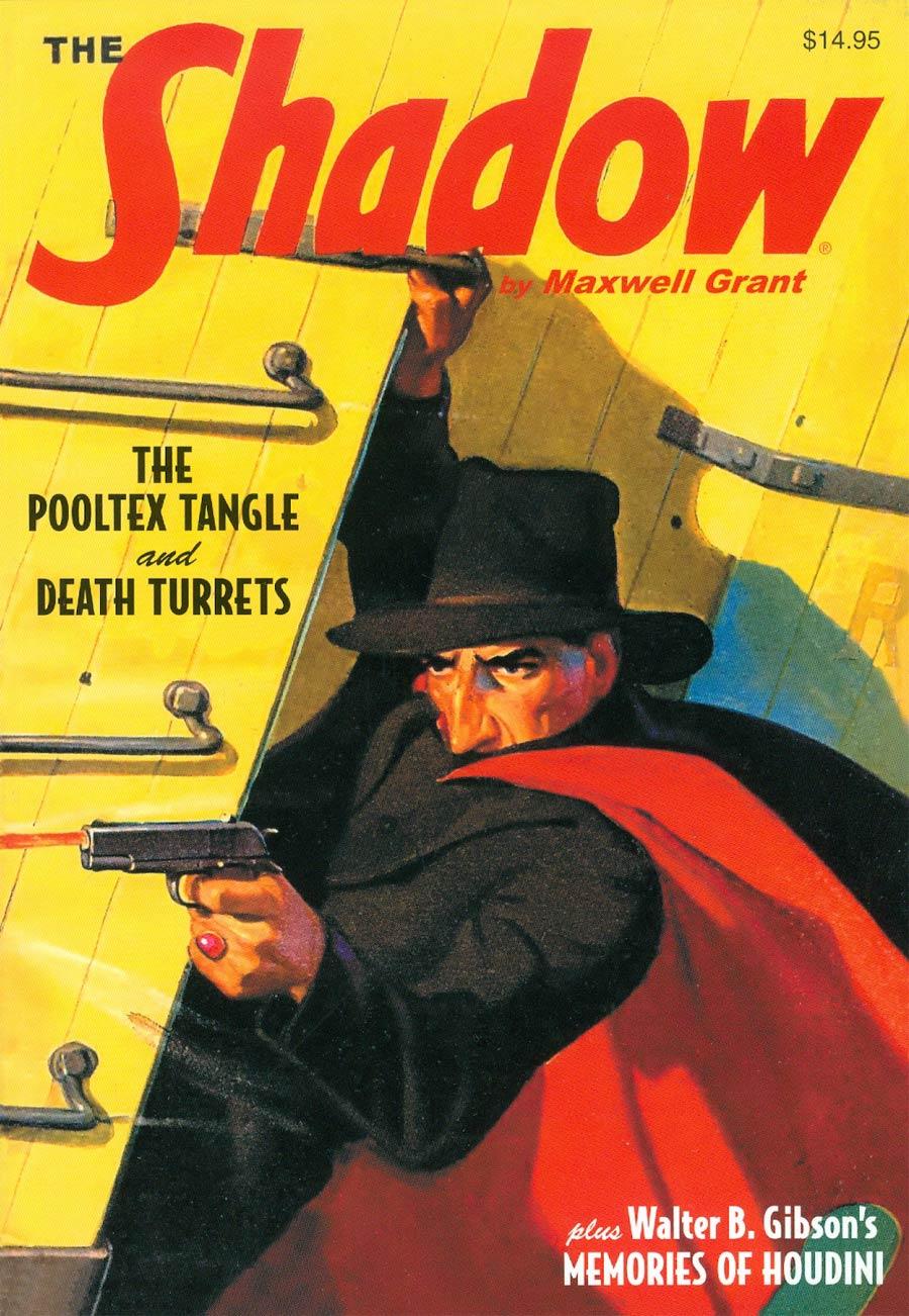Shadow Double Novel Vol 87