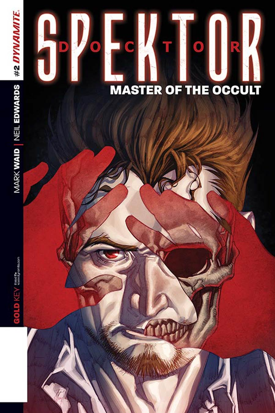 Doctor Spektor Master Of The Occult #2 Cover C Incentive Phil Hester Variant Cover