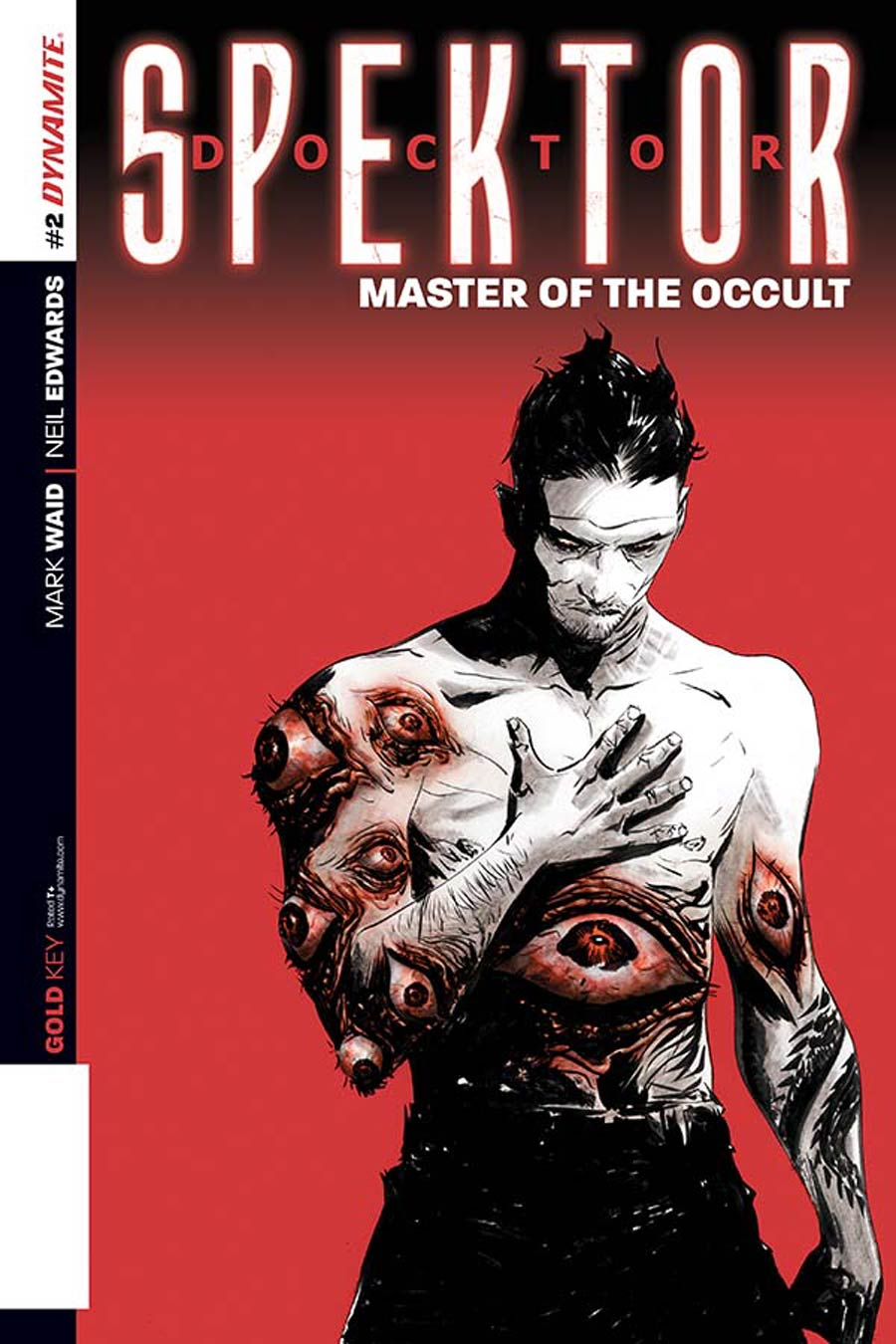 Doctor Spektor Master Of The Occult #2 Cover D Incentive Jae Lee Variant Cover