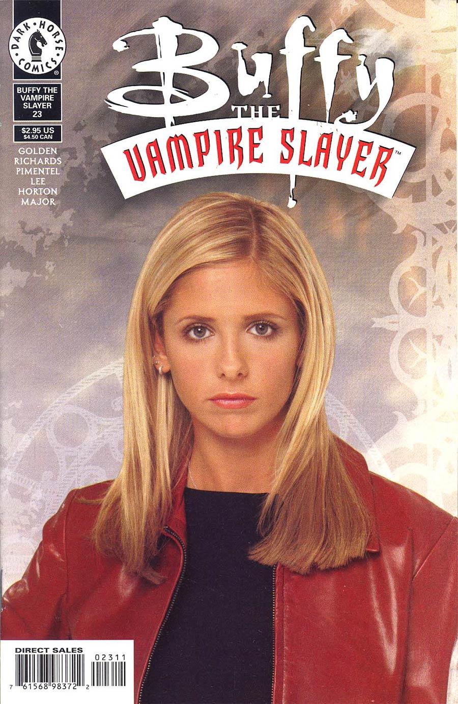 Buffy The Vampire Slayer #23 Photo Cvr