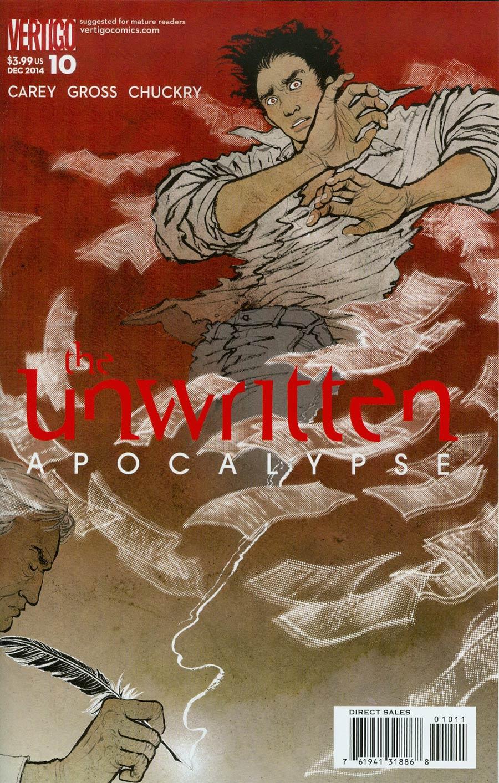 Unwritten Vol 2 Apocalypse #10