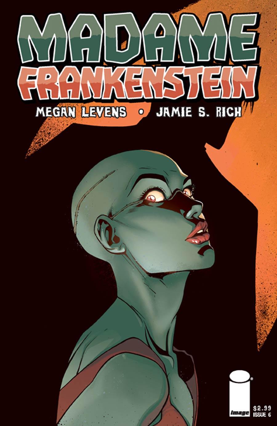 Madame Frankenstein #6