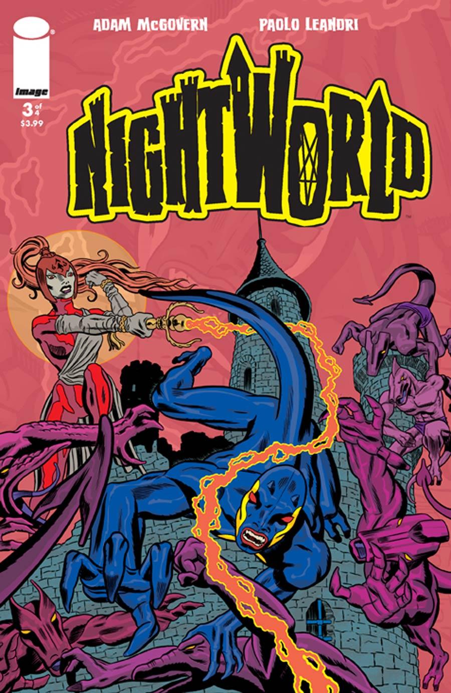 Nightworld #3