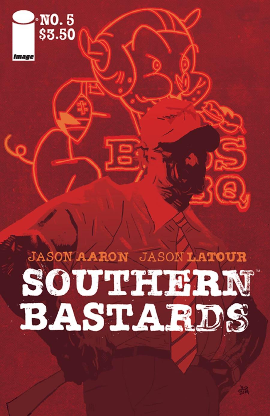 Southern Bastards #5 Cover A Jason Latour