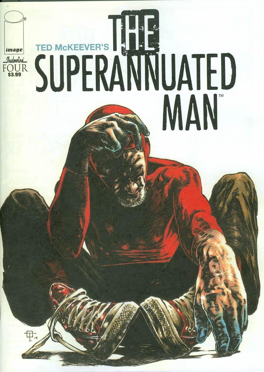 Superannuated Man #4